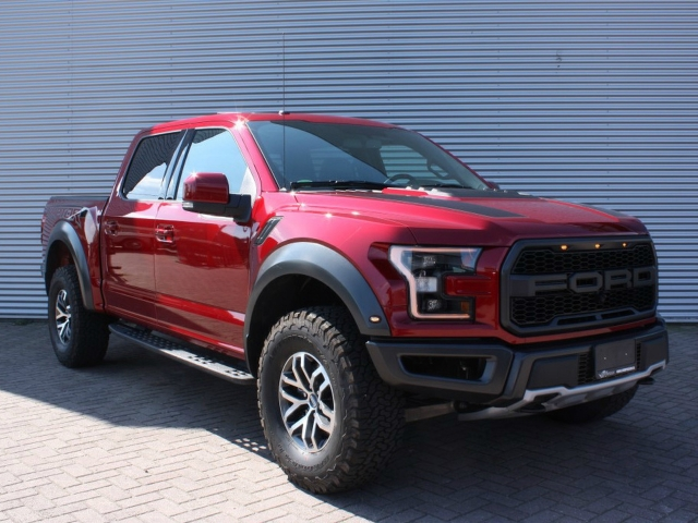 Ford USA F-150 RAPTOR SUPERCREW 2018 F150