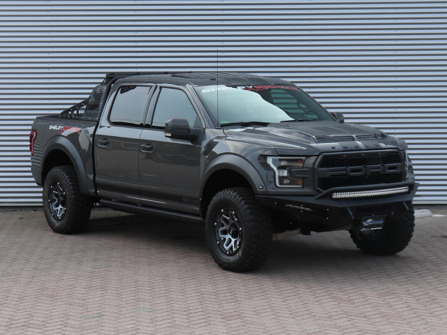 Ford USA F-150 SHELBY BAJA RAPTOR F150
