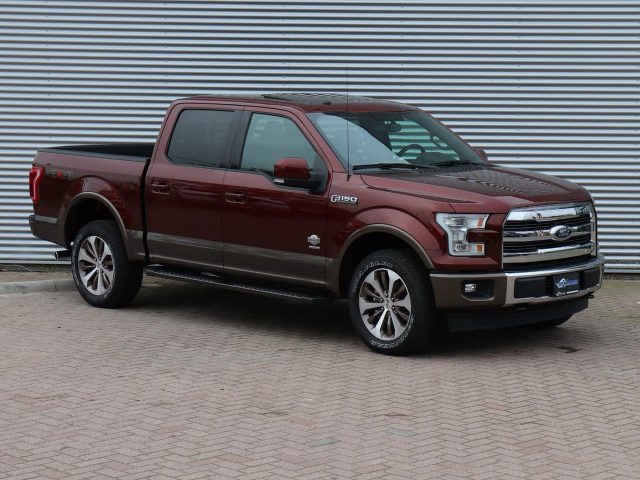 Ford USA F-150 KING RANCH 3.5L V6 F150