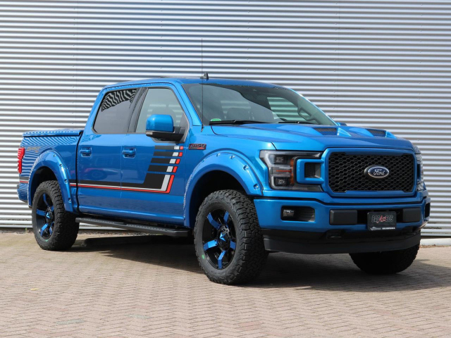 Ford USA F-150 LARIAT SPECIAL EDITION 5.0L V8 2019MY F150