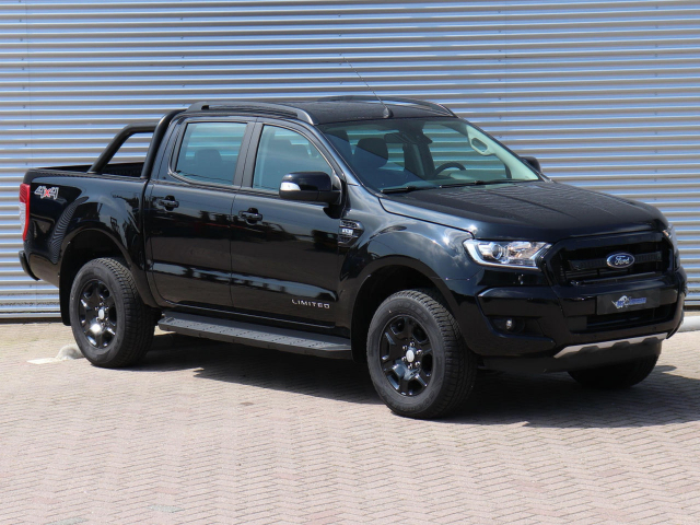 Ford Ranger LIMITED BLACK EDITION 3.2L 2018