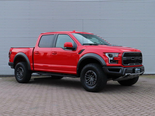 Ford USA F-150 RAPTOR SUPERCREW 2019 F150