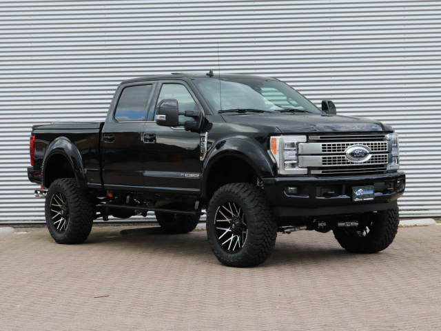 Ford USA F-250 PLATINUM 6.7L V8 2019 F250