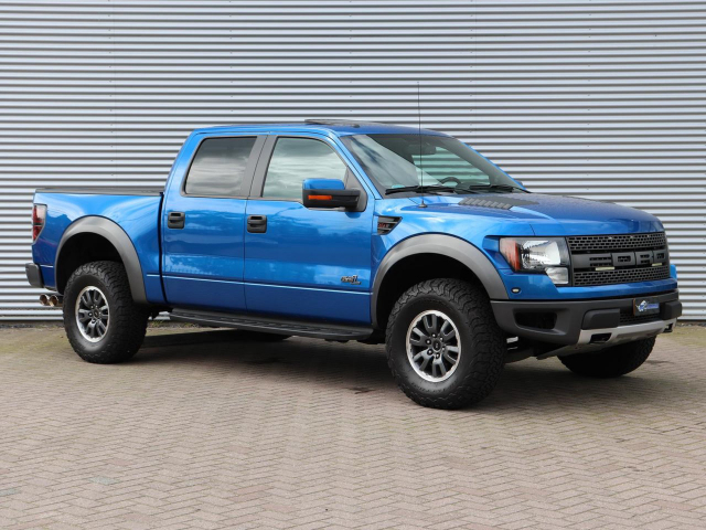 Ford USA F-150 RAPTOR 6.2L V8 SUPERCHARGED 635HP F150