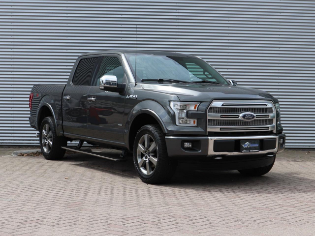 Ford USA F-150 PLATINUM 3.5L V6 2015 F150
