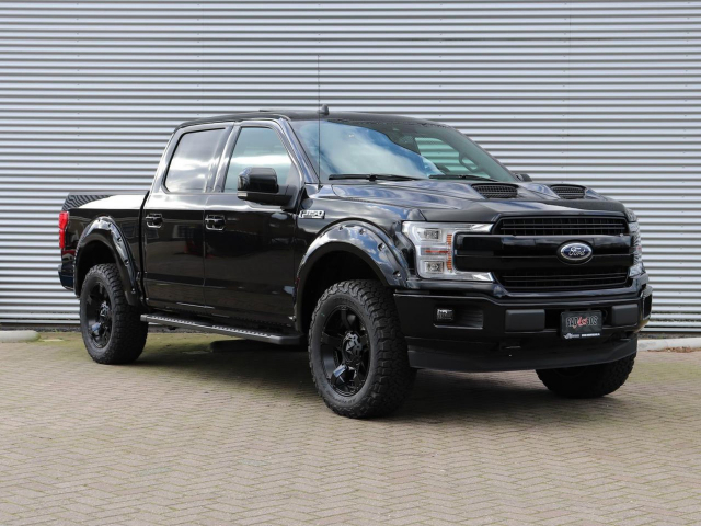 Ford USA F-150 BADASS BOS STAGE 2 450 HP F150