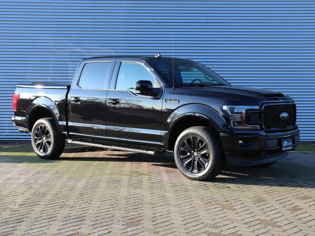 Ford USA F-150 LARIAT BLACK APPEARANCE 5.0L V8 2020 F150