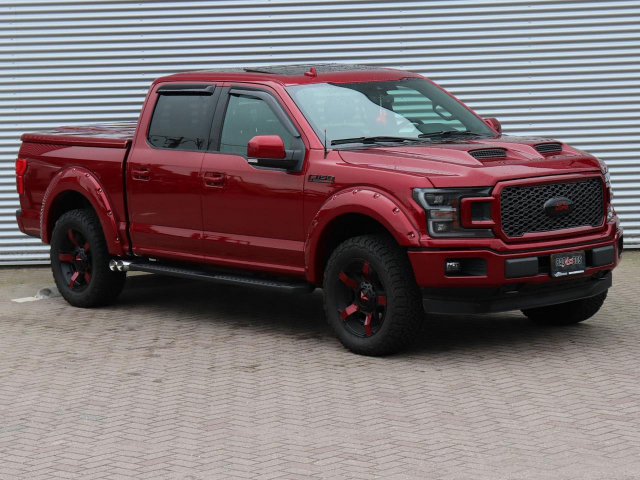 Ford USA F-150 BADASS BOS STAGE 3 750HP (LAGE CATALOGUSWAARD