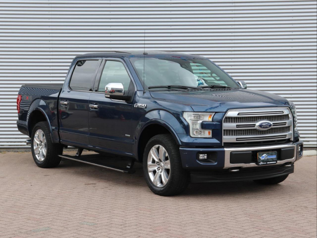 Ford USA F-150 PLATINUM 3.5L V6 (LAGE FISCALE WAARDE) F150