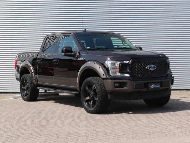 Ford USA F-150 KING RANCH V8 750HP LAGE BIJTELLING F150