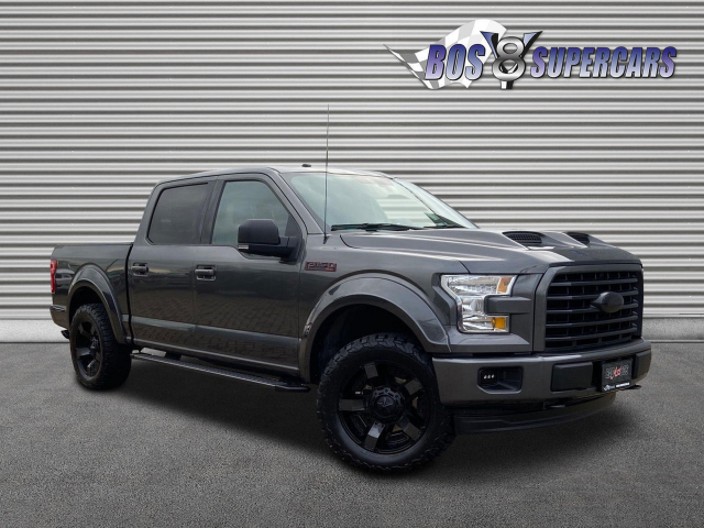Ford USA F-150 BADASS BOS STAGE 1 425PK LAGE BIJTELLING F150