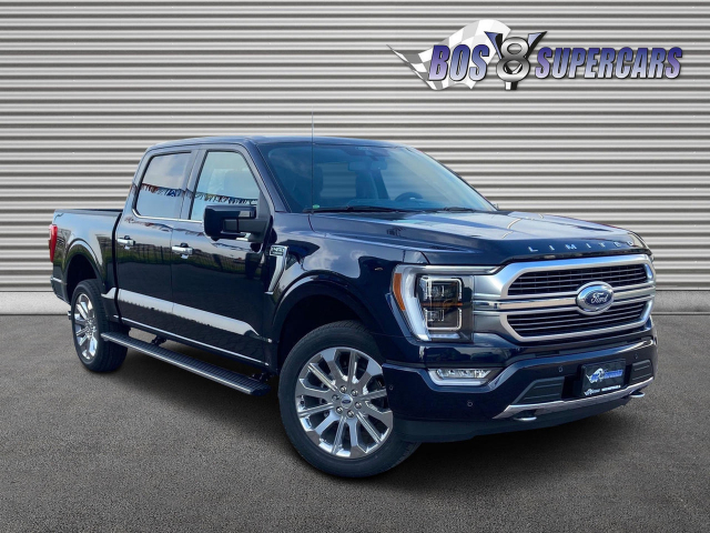 Ford USA F-150 LIMITED 3.5L V6 2021