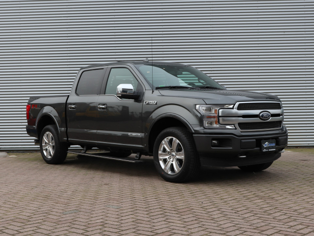 Ford F150 Platinum 2018