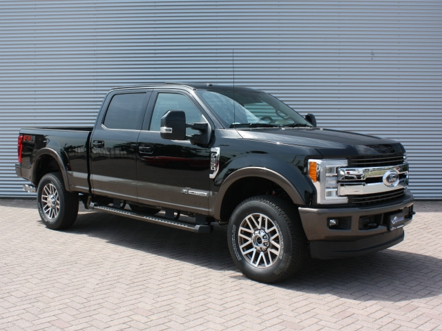 Ford F250 King Ranch 2018